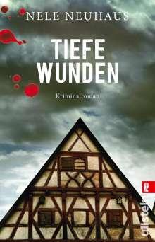 Nele Neuhaus: Tiefe Wunden, Buch