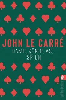John le Carré: Dame, König, As, Spion, Buch