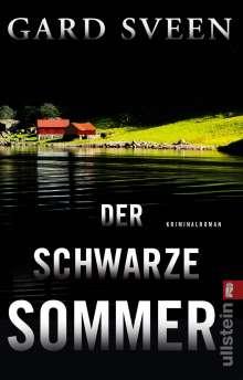 Gard Sveen: Der schwarze Sommer, Buch