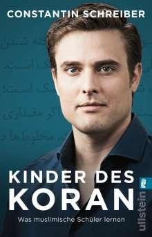 Constantin Schreiber: Kinder des Koran, Buch