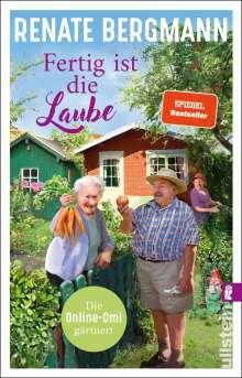 Renate Bergmann: Fertig ist die Laube, Buch