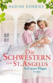 Nadine Dorries: Die Schwestern von St. Angelus - Auf neuen Wegen, Buch