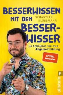 Sebastian Klussmann: Besserwissen mit dem Besserwisser, Buch