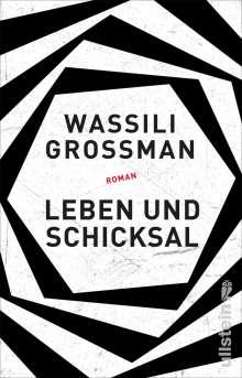 Wassili Grossman: Leben und Schicksal, Buch