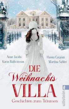 Anne Jacobs: Die Weihnachtsvilla, Buch