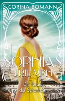 Corina Bomann: Die Farben der Schönheit - Sophias Triumph, Buch
