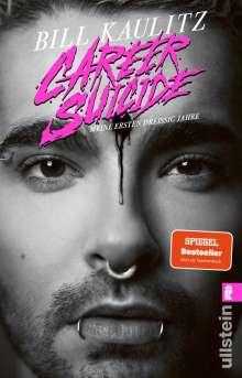 Bill Kaulitz: Career Suicide, Buch