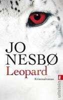 Jo Nesbø: Leopard, Buch