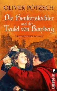 Oliver Pötzsch: Die Henkerstochter und der Teufel von Bamberg, Buch