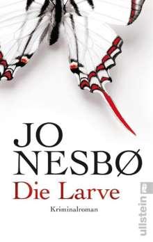 Jo Nesbø: Die Larve, Buch