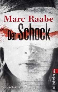 Marc Raabe: Der Schock, Buch