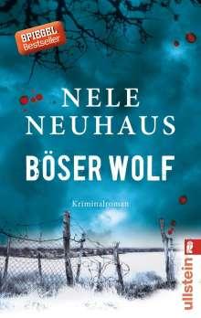 Nele Neuhaus: Böser Wolf, Buch