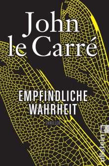 John le Carré: Empfindliche Wahrheit, Buch