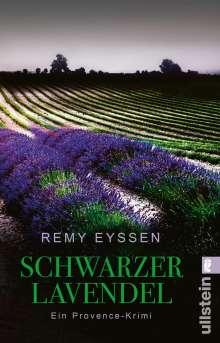 Remy Eyssen: Schwarzer Lavendel, Buch