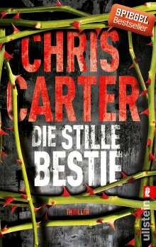 Chris Carter: Die stille Bestie, Buch