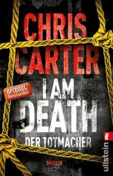 Chris Carter: I Am Death. Der Totmacher, Buch