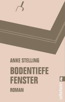 Anke Stelling: Bodentiefe Fenster, Buch