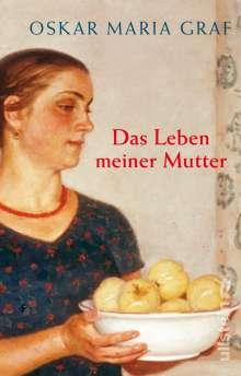 Oskar Maria Graf: Das Leben meiner Mutter, Buch