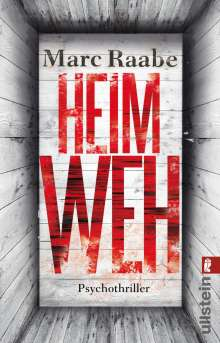 Marc Raabe: Heimweh, Buch