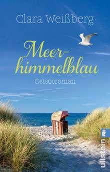 Clara Weißberg: Meerhimmelblau, Buch