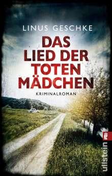 Linus Geschke: Das Lied der toten Mädchen, Buch
