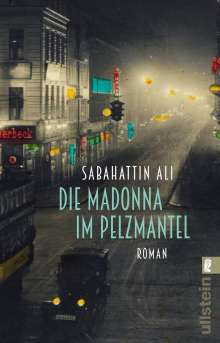 Sabahattin Ali: Die Madonna im Pelzmantel, Buch