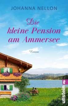 Johanna Nellon: Die kleine Pension am Ammersee, Buch