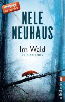 Nele Neuhaus: Im Wald, Buch