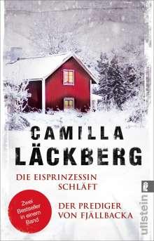 Camilla Läckberg: Die Eisprinzessin schläft / Der Prediger von Fjällbacka, Buch
