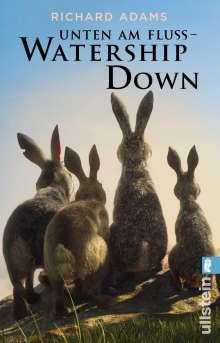 Richard Adams: Unten am Fluss - 'Watership Down', Buch
