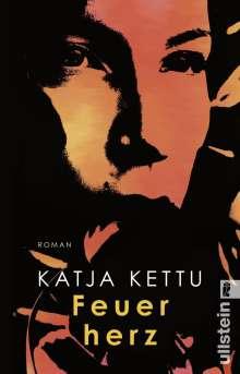 Katja Kettu: Feuerherz, Buch