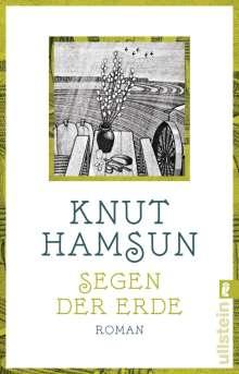 Knut Hamsun: Segen der Erde, Buch