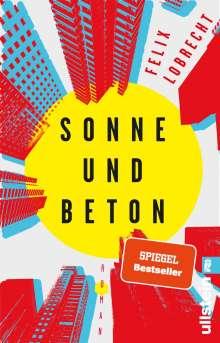 Felix Lobrecht: Sonne und Beton, Buch