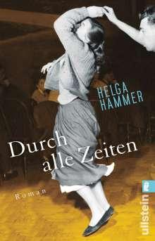 Helga Hammer: Durch alle Zeiten, Buch