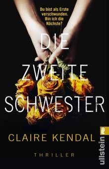 Claire Kendal: Die zweite Schwester, Buch