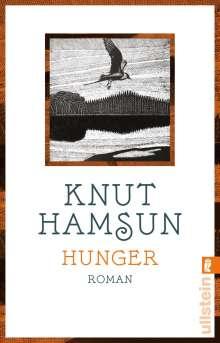 Knut Hamsun: Hunger, Buch