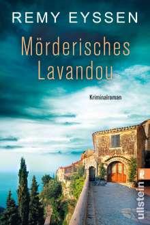 Remy Eyssen: Mörderisches Lavandou, Buch