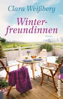 Clara Weißberg: Winterfreundinnen, Buch