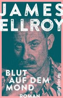 James Ellroy: Blut auf dem Mond, Buch