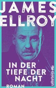 James Ellroy: In der Tiefe der Nacht, Buch