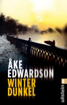 Åke Edwardson: Winterdunkel, Buch