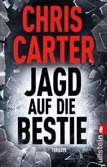 Chris Carter: Jagd auf die Bestie, Buch
