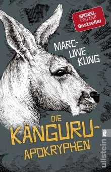 Marc-Uwe Kling: Die Känguru-Apokryphen, Buch