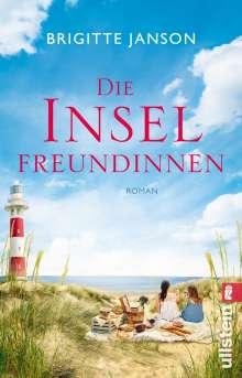 Brigitte Janson: Die Inselfreundinnen, Buch