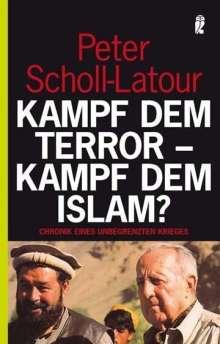 Peter Scholl-Latour: Kampf dem Terror - Kampf dem Islam?, Buch
