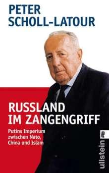 Peter Scholl-Latour: Rußland im Zangengriff, Buch