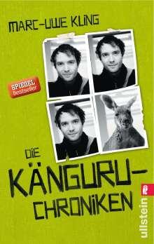 Marc-Uwe Kling: Die Känguru Chroniken, Buch