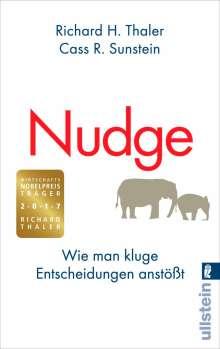 Richard H. Thaler: Nudge, Buch