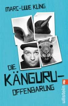 Marc-Uwe Kling: Die Känguru-Offenbarung, Buch