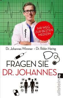 Robin Haring: Fragen Sie Dr. Johannes, Buch